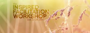 Inspired facilitation workshop header